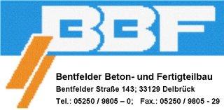 Bentfelder Beton- und Fertigteilbau